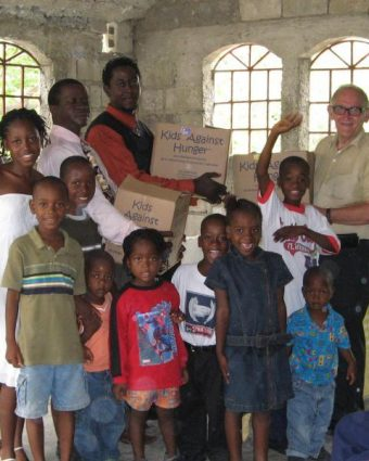 Distribution Orphanage